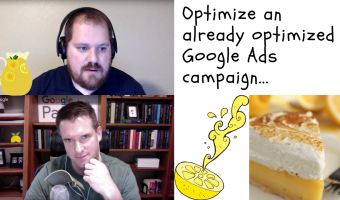optimize an optimized google ads campaign
