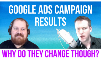 192 Thumbnail: Why Do Google Ads Campaign Results Change